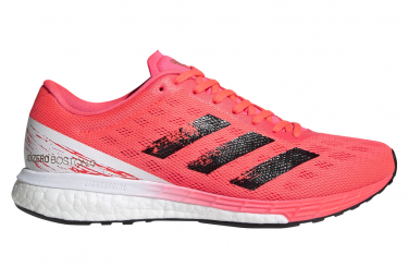 Chaussures de Running Femme Adidas adizero Boston 9 Rose