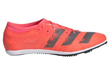 Adidas Adizero Ambition Naranja Atletismo Zapatos 42 2 3
