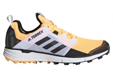 Zapatillas adidas running Terrex Speed LD para Hombre Amarillo / Negro