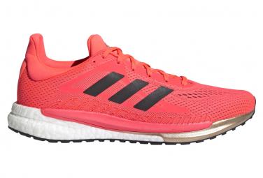 Adidas Solar Glide 3 Naranja Negro Zapatos Para Correr 41 1 3
