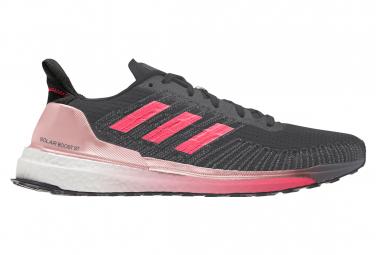 Adidas Solar Boost St 19 Negro Bronce Zapatillas De Running 41 1 3