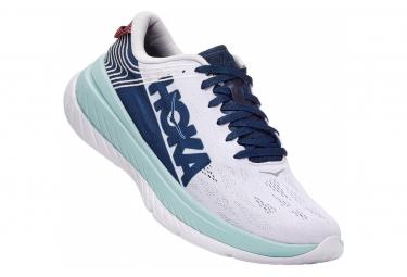 Zapatillas Hoka One One Carbon X para Hombre Blanco / Azul