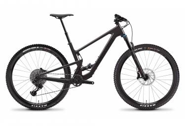 VTT Tout-Suspendu Santa Cruz Tallboy S Carbon 29'' Sram GX Eagle 12V Stormbringer Violet / Noir 2020