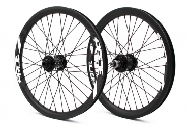 Pride Racing Wheelset Onyx Ultra SS Disc Gravity V-Brake UD Matt Black