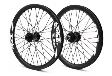 Pride Racing Wheelset Onyx Ultra SS Disc Gravity V-Brake UD Gloss Black