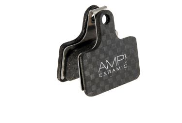 Image of Paire de plaquettes amp shimano dura ace ultegra xtr m9100 carbone ceramique