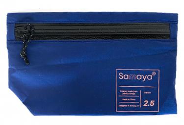 Image of Pochette de voyage samaya equipment travel case bleu