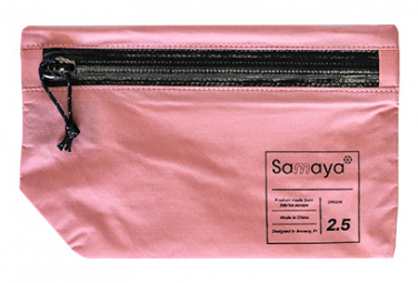 Pochette de Voyage Samaya Equipment Travel case Rose