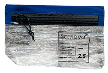 Porte Monnaie Samaya Equipment Wallet Bleu