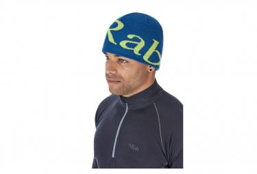 Gorro rab logo azul amarillo hombre