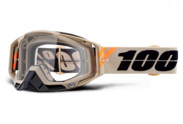 Maschera 100% Racecraft Poliet / Lenti trasparenti