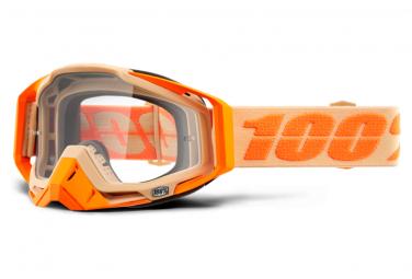 Maschera Sahara 100% Racecraft / Occhiali trasparenti