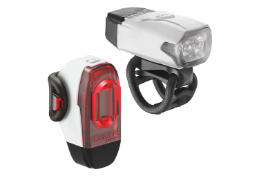 Lezyne KTV Drive Pair Light Set White