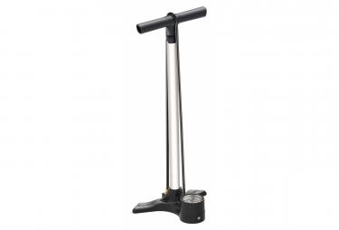 Lezyne Macro Floor Drive ABS1 Bomba de piso (Max 220 psi / 15 bar) Plata