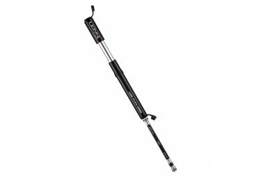 Lezyne Lite Drive Small Hand Pump (Max 160 psi / 11 bar) Black