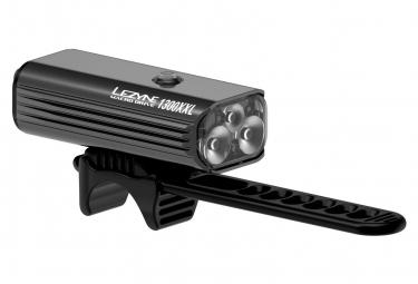 Luz delantera Lezyne Macro Drive 1300XXL negra
