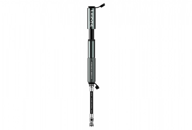Lezyne Pocket Drive Hand Pump (Max 160 psi / 11 bar) Lite Grey