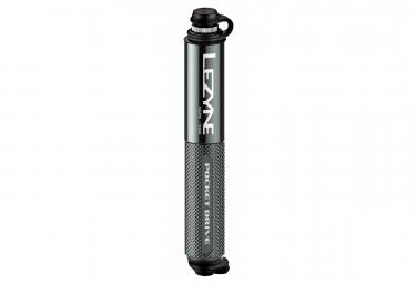 Pompe à Main Lezyne Pocket Drive (Max 160 psi / 11 bar) Gris