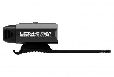 Paire d'Éclairages Lezyne Hecto Drive 500XL / Strip Pair Noir