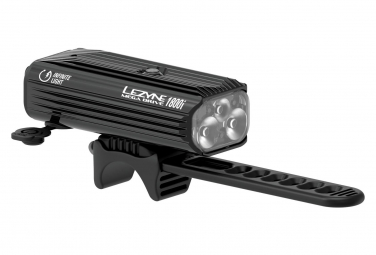 Lezyne Mega Drive 1800i Connected Front Light Black