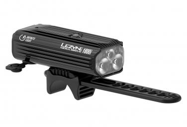 Éclairage Avant Connecté Lezyne Mega Drive 1800i Noir