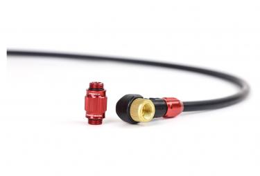 Pompe à Pied Lezyne CNC Digital Drive (Max 220 psi / 15 bar) Argent