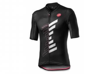 Maillot Castelli #Giro Trofeo Manga Corta Negro