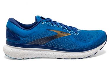 Zapatillas Brooks Running Glycerin 18 para Hombre Azul / Oro