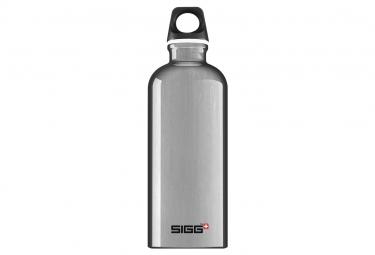 Bottiglia Sigg Traveller 0,6 L grigia