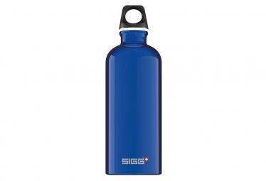 Bottiglia Sigg Traveller 0,6 L Blu