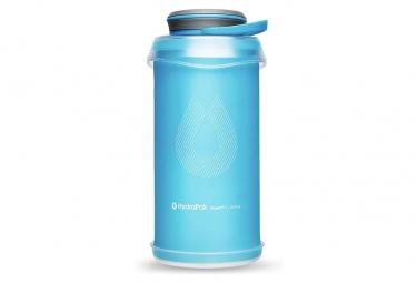 Image of Bouteille souple hydrapak stash 1l bleu