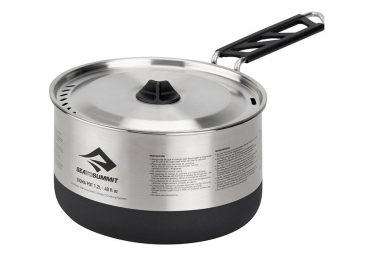 Sea To Summit Sigma 1.2L stainless steel pot