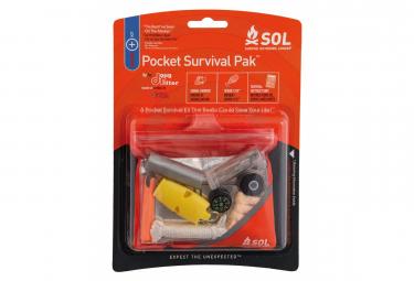 Pack Survie SOL