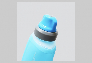 Flasque Hydrapak SoftFlask 150ml Bleu
