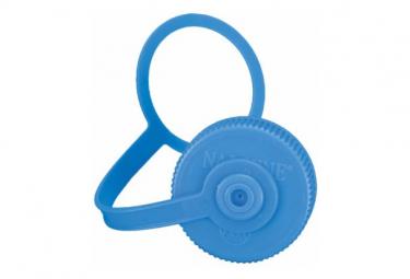 Image of Bouchon nalgene 53mm wide mouth bleu