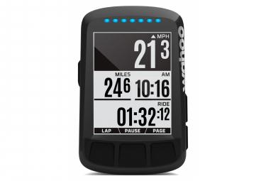 Wahoo Fitness Elemnt Bolt GPS Computadora Stealth Edition Negro
