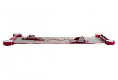Image of Pure2improve accessoire de glissade rouge et blanc