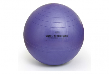 Image of Sissel ballon d exercice securemax 45 cm violet sis 160 008