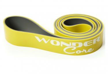 Image of Wonder core bande d exercice 4 4 cm jaune et gris woc048