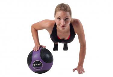 Image of Pure2improve ballon medicinal 10 kg violet