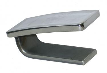Image of Lonsdale fer traditionnel contre gonflement acier argente