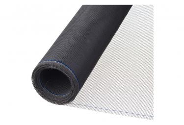 Image of Nature moustiquaire 1x3 m fibre de verre noir