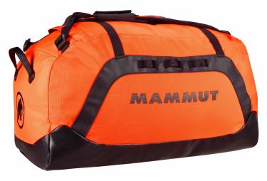 Sac de Voyage Mammut Cargon Orange Noir 60 L