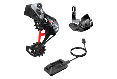 Upgrade Kit Sram X01 Eagle AXS Red