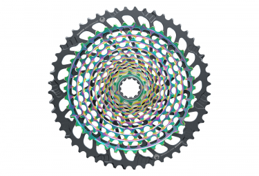 Cassette Sram XX1 Eagle XG-1299 10-52 Dents 12V Rainbow