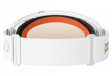 Masque Poc Ora Clarity Fabio Wibmer Edition Blanc / Or
