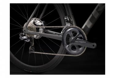 Vélo de Route Trek Emonda SLR 7 Disc Shimano Ultegra Di2 11V Noir / Gris