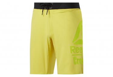 Reebok Crossfit Epic Shorts Amarillo Hombres L