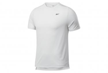 Camiseta De Manga Corta Reebok United By Fitness Blanca S