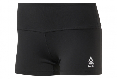 Minivestido Reebok Crossfit Bootie Negro Mujer S